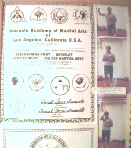 credentials and titles